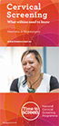 Cervical Screening: What Wāhine Need to Know brochure thumbnail.